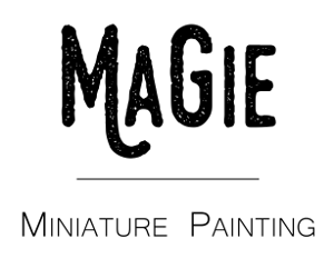 MaGie Miniature Painting